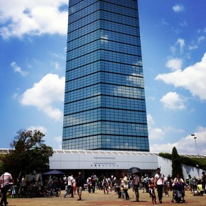 千葉ポートタワー