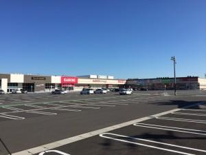 茂原のショッピングセンター