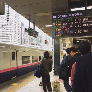 新幹線はやて